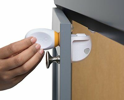 NEW Safety 1st Adhesive Magnetic Lock System with 8 Locks and 2 Keys SHIPS FREE