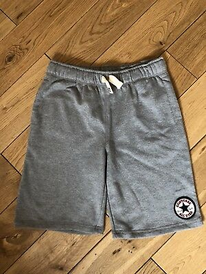 Boys Converse shorts 10-12 years grey, great condition