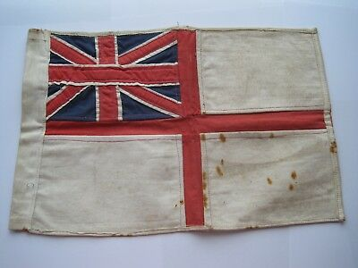 Ww2 Royal Navy White Ensign Flag For A Motor Launch