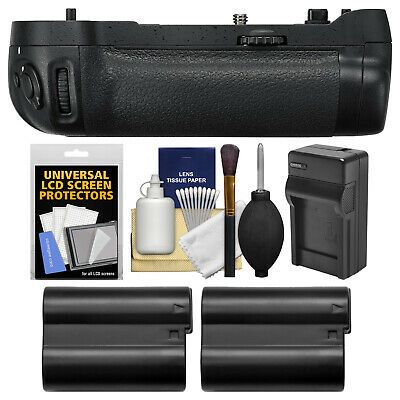 Nikon MB-D17 Grip Multi Battery Power Pack Kit for Nikon D500 Digital SLR Camera