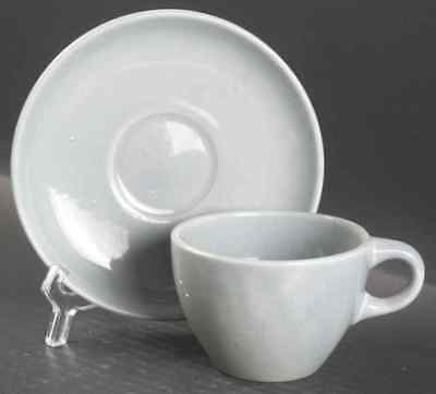 Iroquois CASUAL BLUE Cup & Saucer S6301970G2