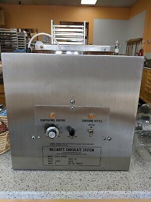 Hilliards Chocolate Tempering Machine, **new Motor** Free Shipping