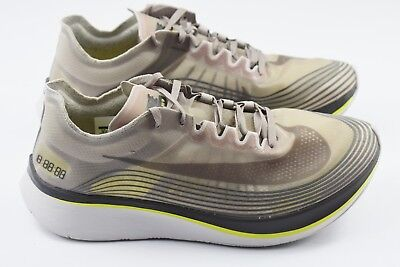 650e22b24cd40 ... Nike Lab Zoom Fly SP  Nikelab Zoom Fly SP Mens Size 10 Running Shoes Sepia  Stone Yellow AA3172 201