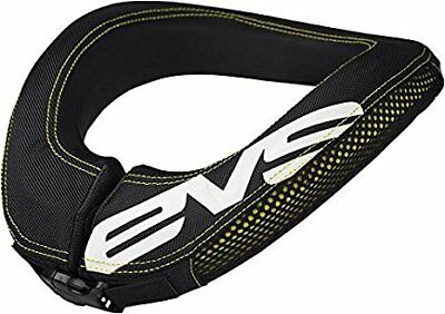 EVS MX Off-Road R2 Race Collar Neck Support Brace Protector Youth One-Size Blk