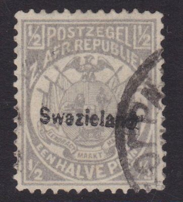 SWAZILAND - an old forgery of a classic stamp...............................5509