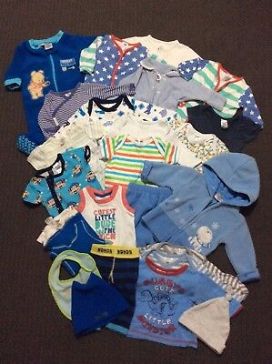 Baby boy clothes bundle - 000