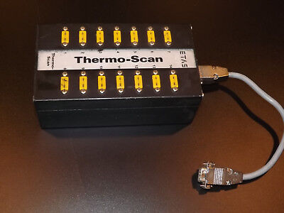 Etas thermo scan smb protokoll th scan thermocouple interface with cable picclick for Thermo scanner watch
