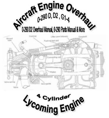 Lycoming 0290 Series Overhauls and Conversions Manuals