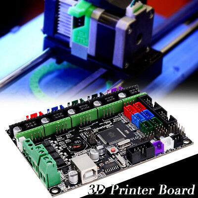 MKS Gen L 3D Printer Controller Board Compatible With Ramps 1.4 2004LCD TFT32