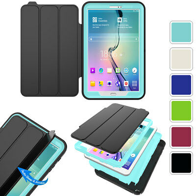 Shockproof Screen Protector Case Cover For Samsung Galaxy Tab S3 9.7 inch T820