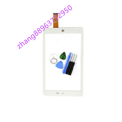 New Digitizer Touch Screen Panel For CHUWI HI8 8 inch Tablet PC HSCTP-489-8 Z88