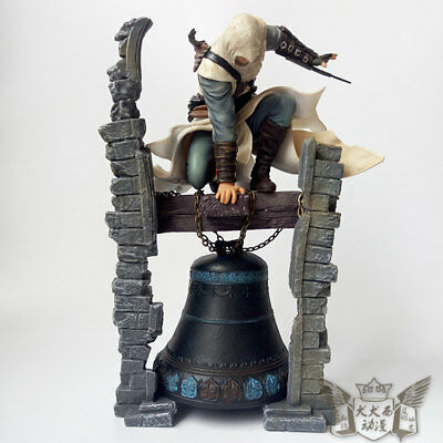 Assassin's Creed Figur Altair the Legendary Assassins Action Figuren 28cm