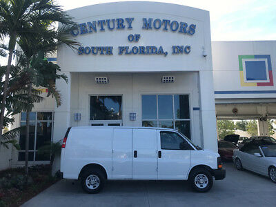 2011 Chevrolet Express  4.8L V8 Tow Hitch Great Work Van