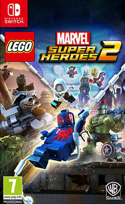 LEGO Marvel Superheroes 2 (Switch)  NEW AND SEALED - IN STOCK - QUICK DISPATCH