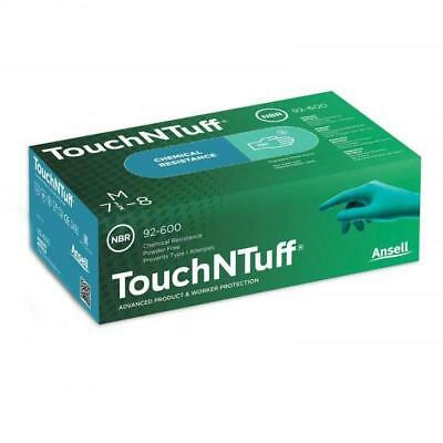 Ansell Touch-N-Tuff Premium Nitrile Disposable Gloves x 100