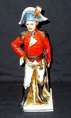 Capodimonte FRENCH SOLDIER Figure