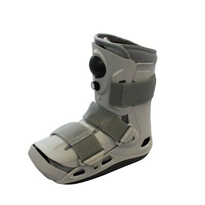 PhysioRoom Deluxe Air Walking Boot (Short) - Foot Fracture, Brace