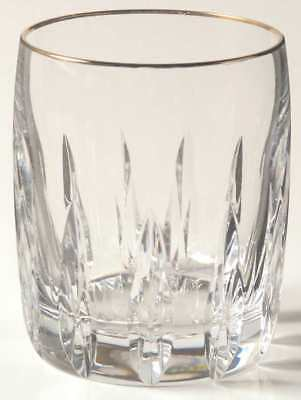 Lenox FIRELIGHT GOLD Double Old Fashioned Glass 899693