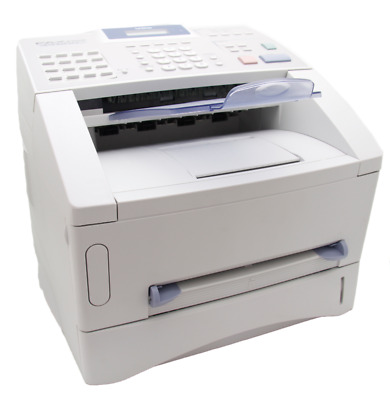 100% Working Fax Copier Brother Fax-8360P New Toner And Trommel!