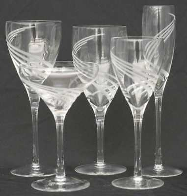Lenox WINDSWEPT CLEAR 5 Piece Place Setting 6120375