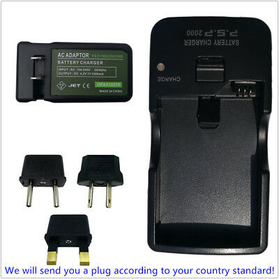 Home Rechargeable Battery Wall Charger Adapter AC for Sony PSP 1000 2000 3000