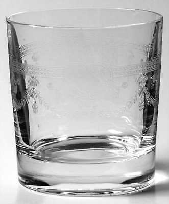 Cris d'Arques Durand DAMPIERRE Old Fashioned Glass 90654