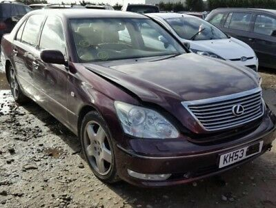 2004 lexus ls 430 ls430 owners manual operaters user guide book v8 lexus ls430 2004 breaking parts spares facelift ultra luxury sciox Gallery