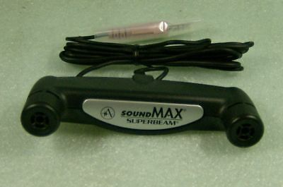 Andrea Electronics Sound MAX Superbeam Stereo Array Microphone [A4]