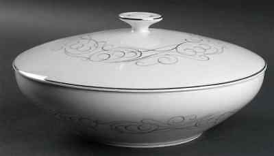 Harmony House SCROLL Round Covered Vegetable Bowl 1411378