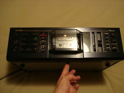 Very Nice Nakamichi RX-202! Great looks, Great Sound - will need belts.