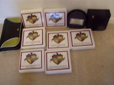 Carrick Institute Chiropractic Neurology and Adjusting DVD sets $500