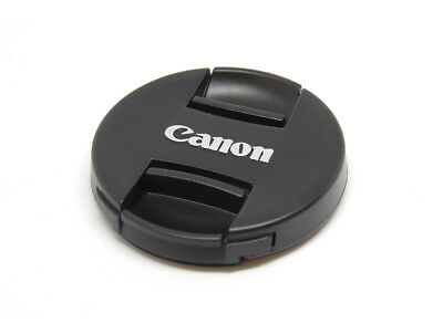 58mm E-58 design Front Lens Cap for CANON Lens 58mm diameter - UK SELLER