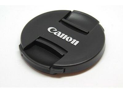 72mm E-72 design Front Lens Cap for CANON Lens 72mm diameter - UK SELLER