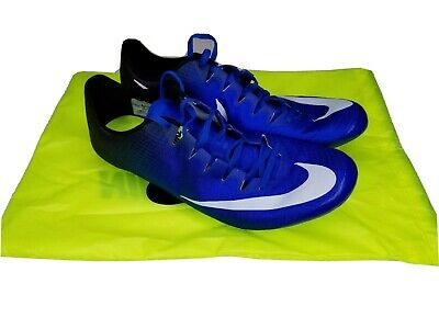 1fdcd092f4c6 Nike Zoom Superfly Elite Racing Spike Track Running Shoes 835996-413 Sz 13