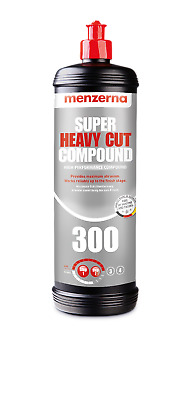 Menzerna Super Heavy Cut Compound 300, 250ml, 22746.281.001