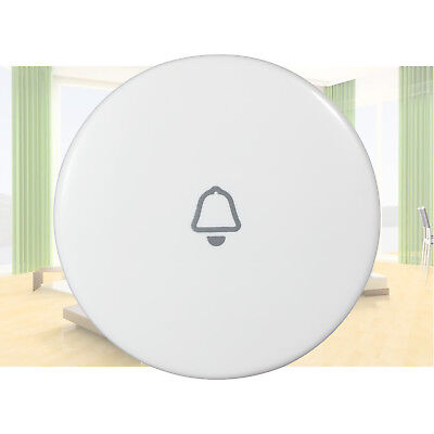 433MHz Wireless Door Bell Button For Home House Burglar Security Alarm System