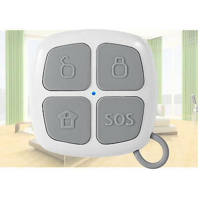 433MHz Wireless Remote Controller For GOLDEN SECURITY Home Burglar Alarm System