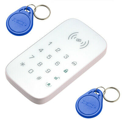 433MHz Wireless RFID Touch Keypad For G90E G90B Home Security Alarm System