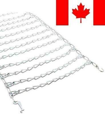 Arnold 490-241-0026 23-Inch Lawn Tractor Rear Tire Chains