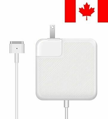 Macbook Pro Charger, Ac 45w Magsafe2 Power Adapter Charger for MacBook Pro 13...