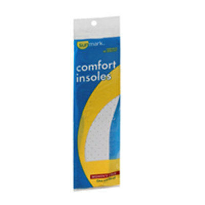 Sunmark Comfort Insoles Womens 1 each by Sunmark