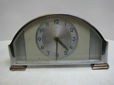 Art Deco Mantel/Desk Clock
