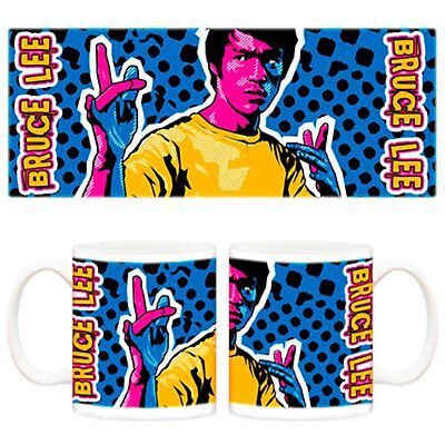 Taza Bruce Lee Comics