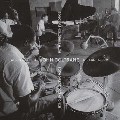 """John Coltrane Both Directions At Once Poster Music Cover Print 12x12"""" - 32x32"""""""