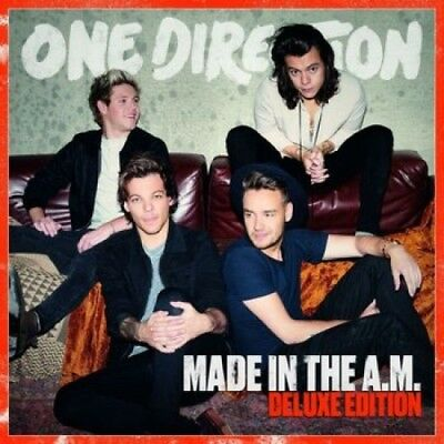 Made In The A.M (Deluxe Edition) - One Direction