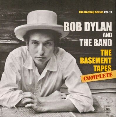 COLUMBIA 6-CDs: BOB DYLAN The Band, The Basement Tapes Complete Vol 11, USA 2014