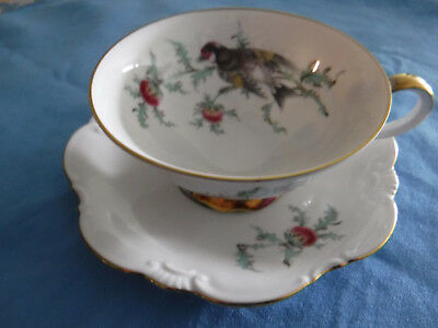 vintage Eberthal Baverial West Germany tea cup