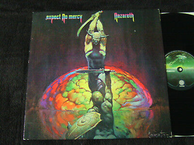 "Nazareth ""Expect No Mercy"" German Press"