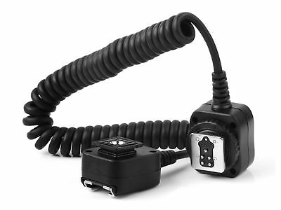 Pixel 1.8M E-TTL Off-Camera Shoe Flash Cord for Canon DSLR Flash 580EX II... New