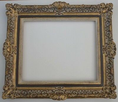 Fine Gilt Louis Xv Painting Frame French Look Montparnasse Style Impressionist